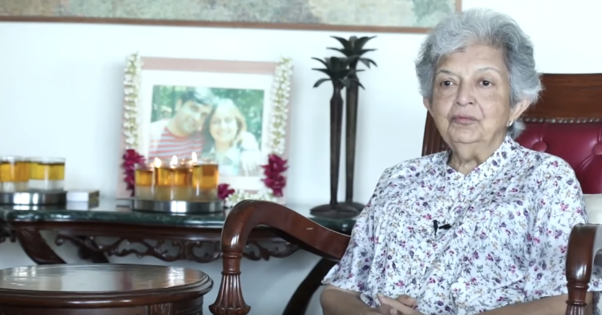 After Losing Son & Daughter-in-Law to 26/11, This 85-YO Fought For a Safer Mumbai