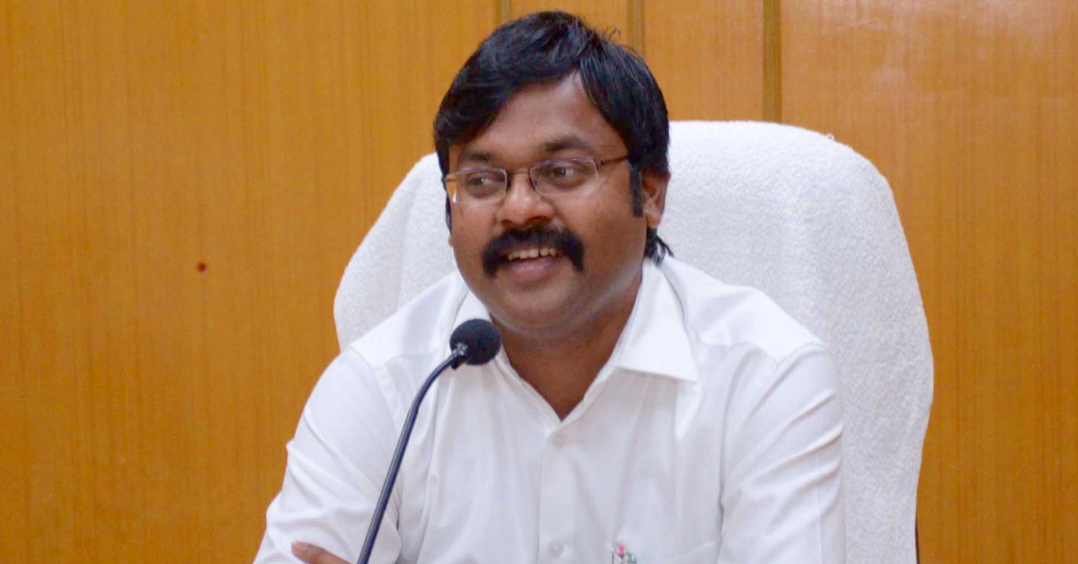 Meet Coimbatore's Youngest Commissioner, a Doctor-Turned-IAS with a Unique 'Plan B' Idea