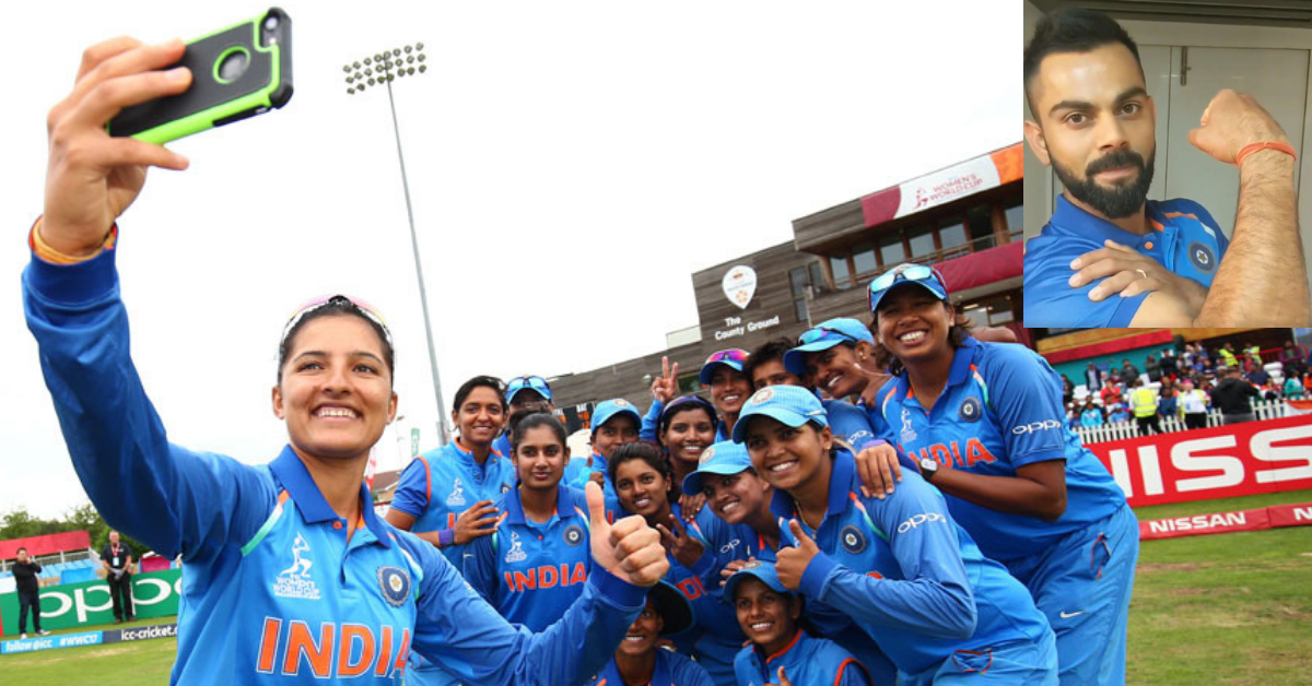 #JerseyKnowsNoGender: India, It's Time to Show Our Support For the #WomenInBlue!