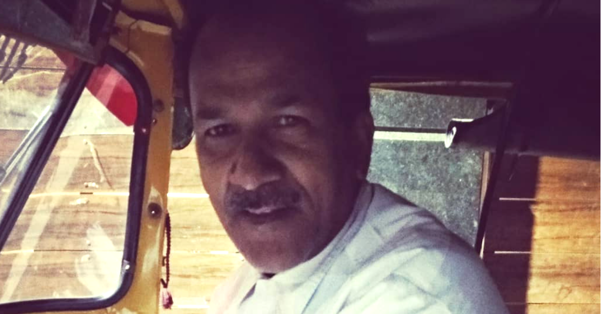 Delhi Auto Driver Helps Woman Reach Home Safely After Midnight, Refuses To Take Money!