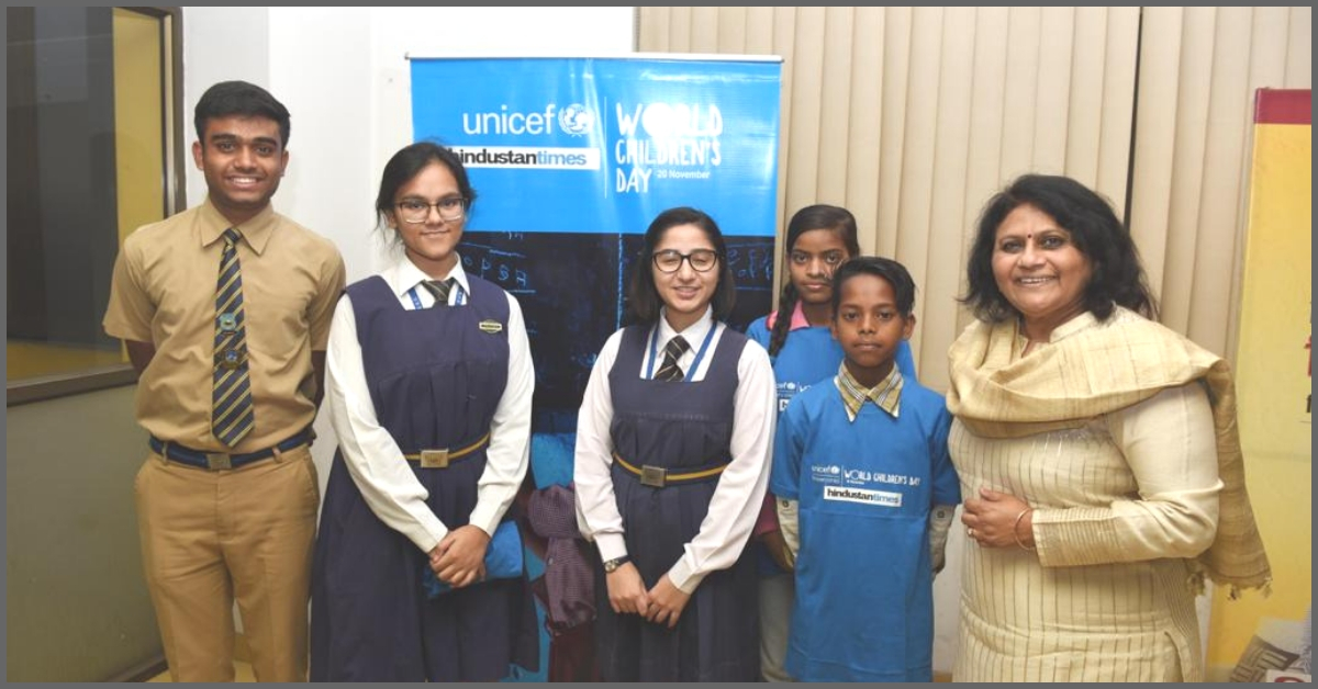 #GoBlueForChildren: How India Stood Up For Children Around The World On Nov 20