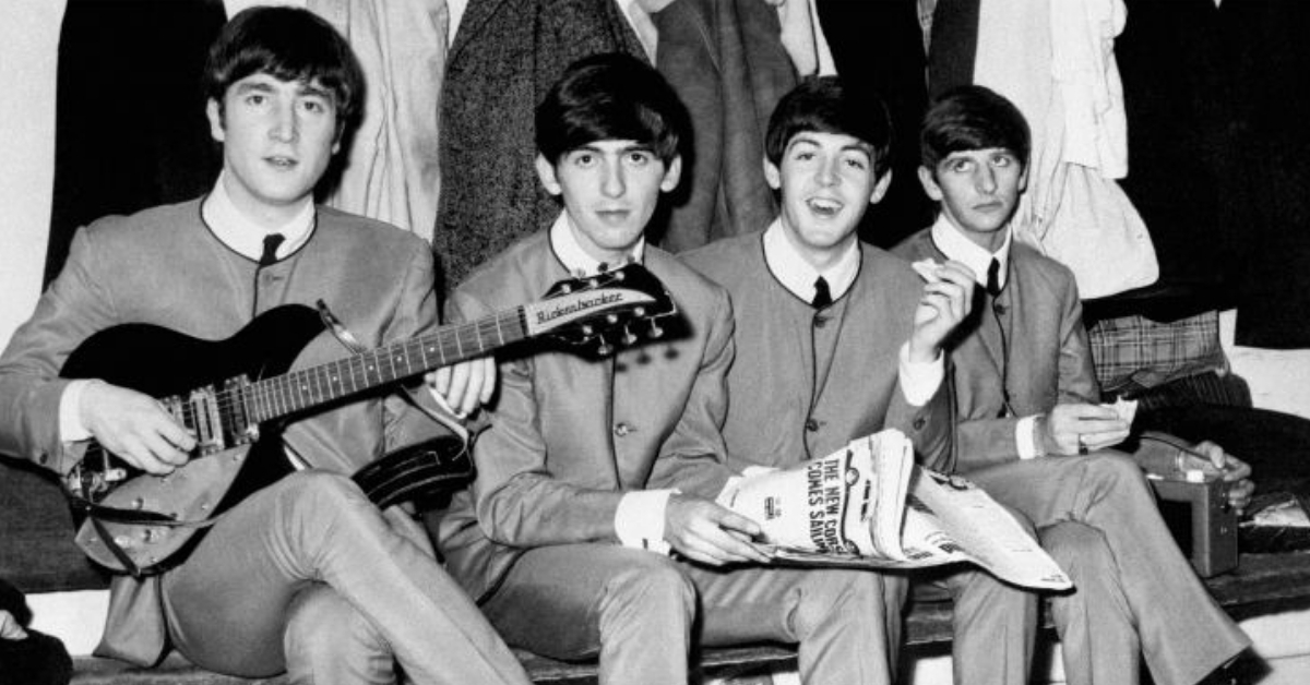 When the Beatles Wore the Nehru Jacket & Spread the Fashion 'Across the Universe'!
