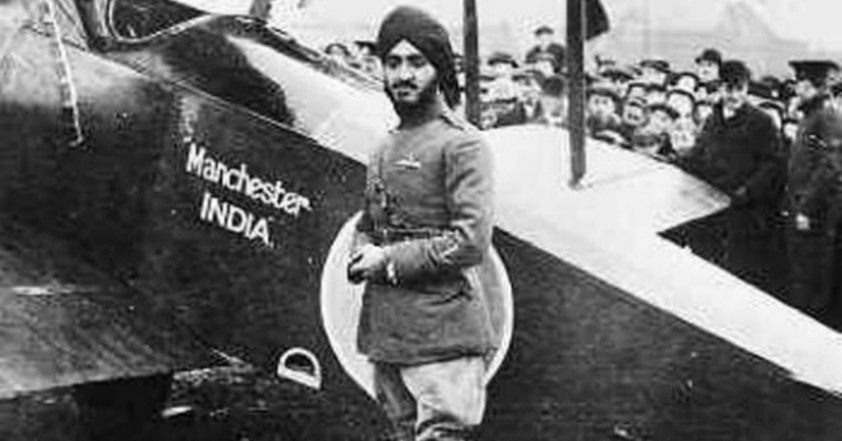 The Forgotten Legend of 'Flying Hobgoblin', the Only Indian Pilot to Survive World War I!