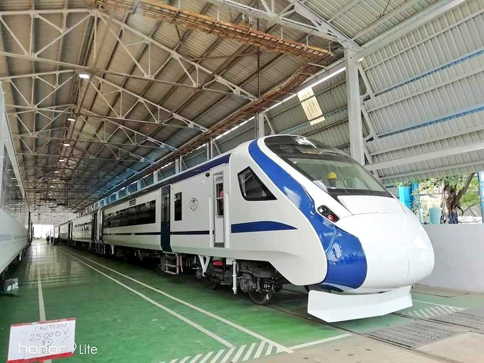Bogibeel, Train 18 & a Unique University: Indian Railways Had 'Many Firsts' in 2018!