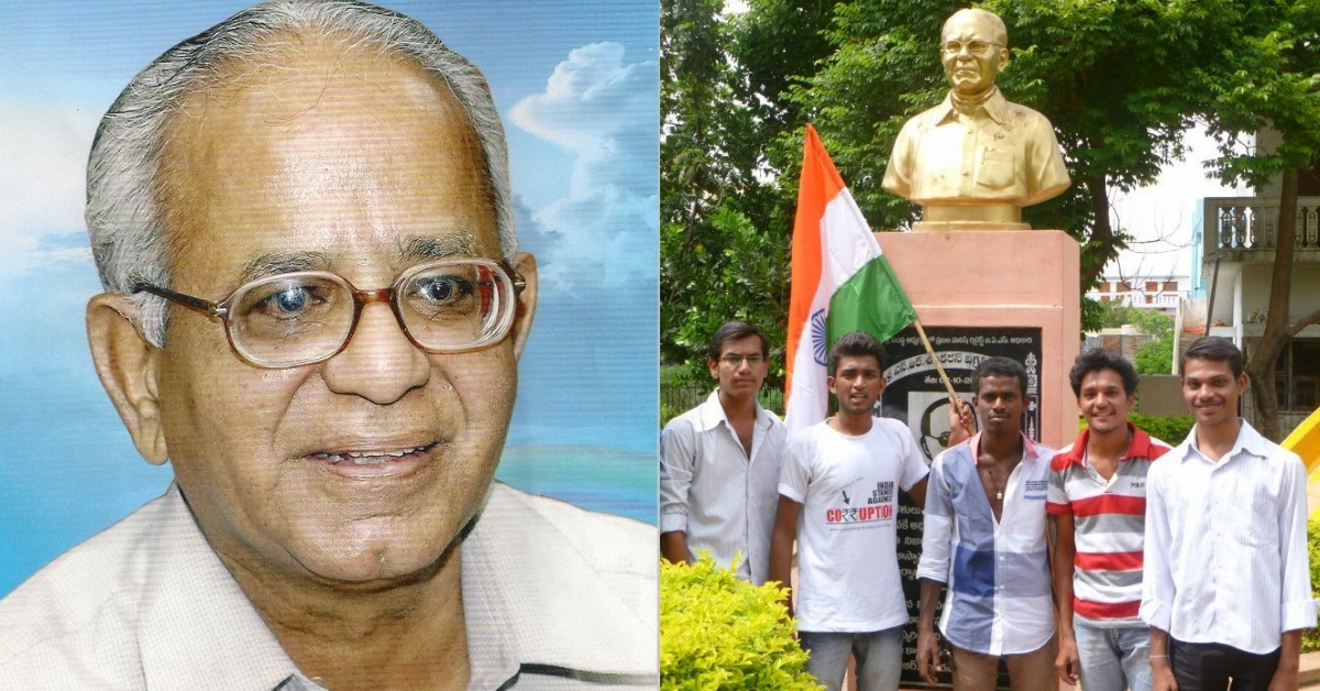 This 'People's Officer' Is the Only IAS To Be Honoured With a Statue. Here's Why!
