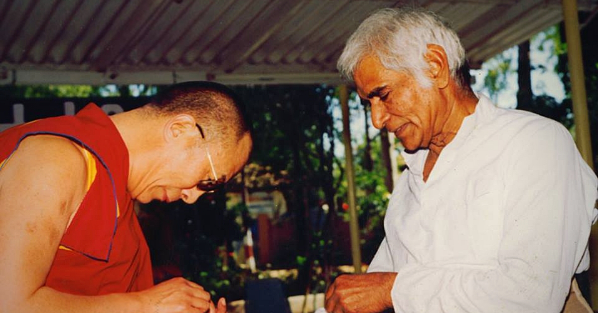Google Honours Baba Amte: 5 Lesser-Known Stories From The Life of a Legend