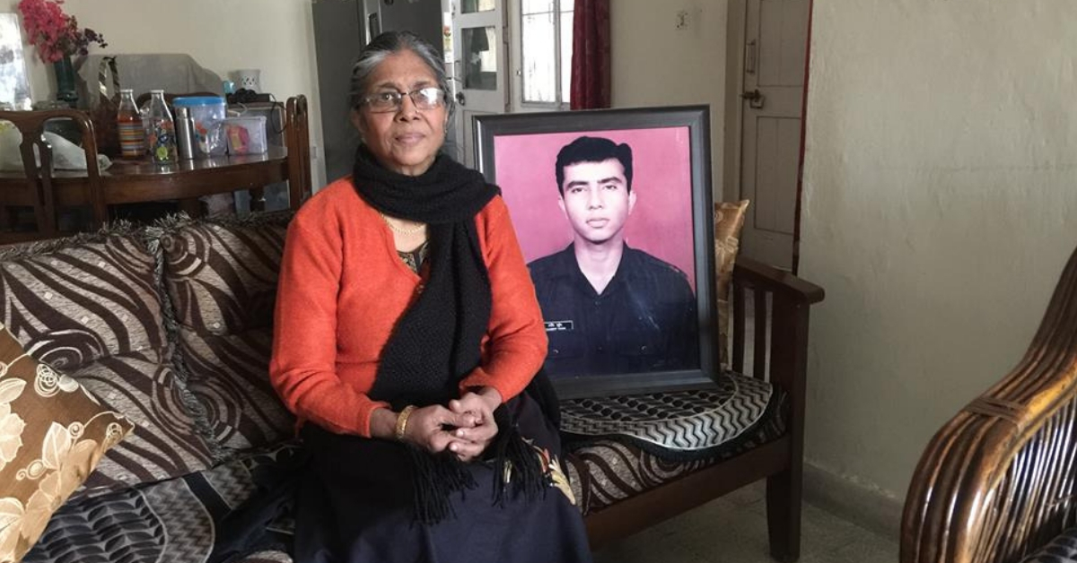 Moving Post About a Kargil Martyr's Mother Tells You 'Where His Courage Came From'