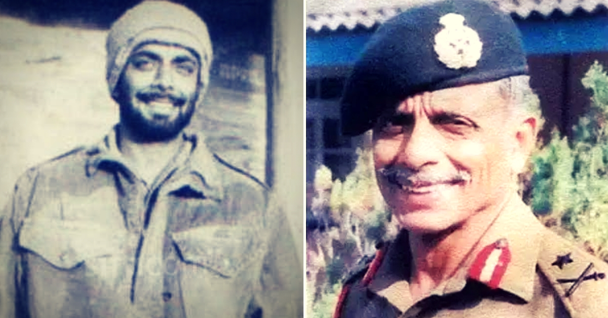 The Unsung Tale of Indian Army's 'Cartoos Sahib' Who Chopped Off His Own Leg During Battle!