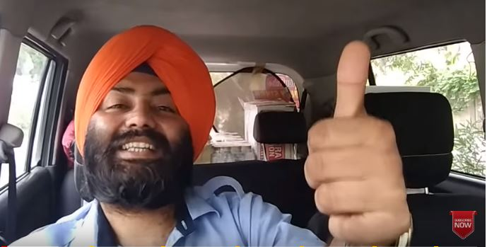 Goldy Singh. (Source: YouTube)
