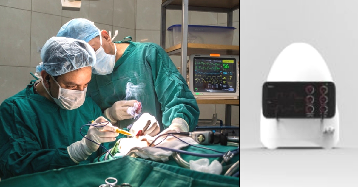 AIIMS Doctor, Engineer Build Low-Cost Portable Ventilator That Can Save Countless Lives!
