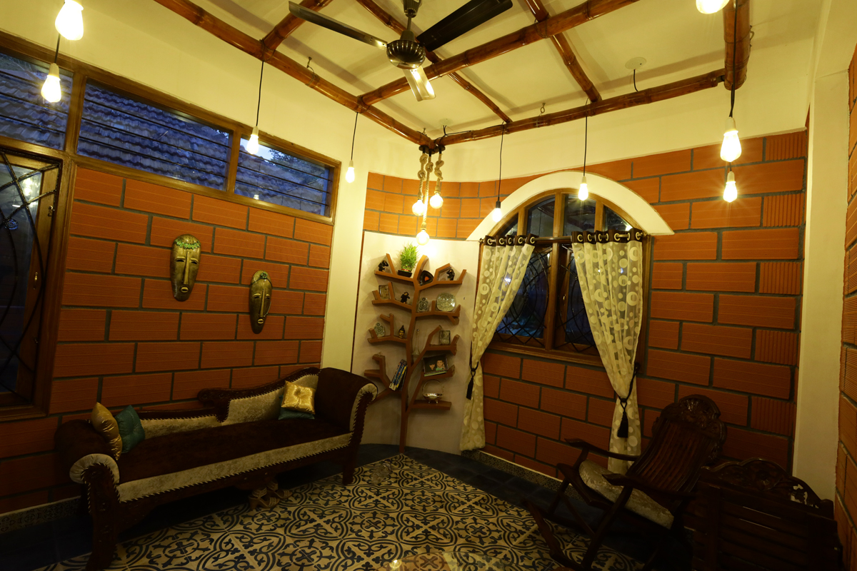 This Bengaluru Engineer's Green, Innovative & Low-Cost Home Is Perfect for Us All