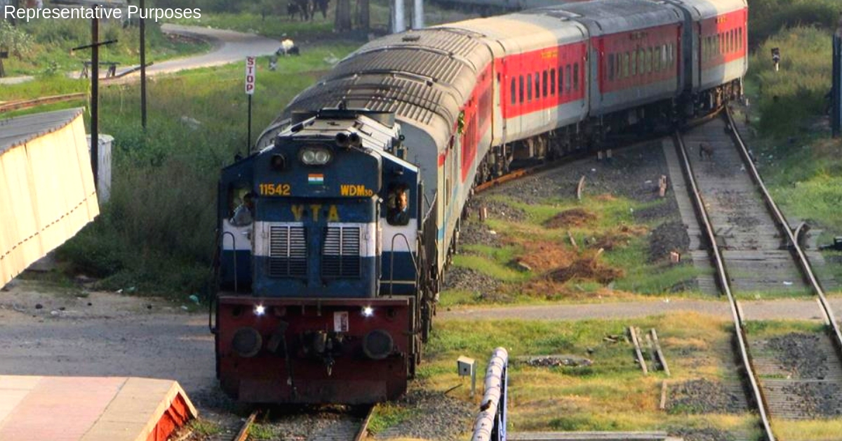 Here's How ISRO Will Help The Railways Run Trains Efficiently, And On Time