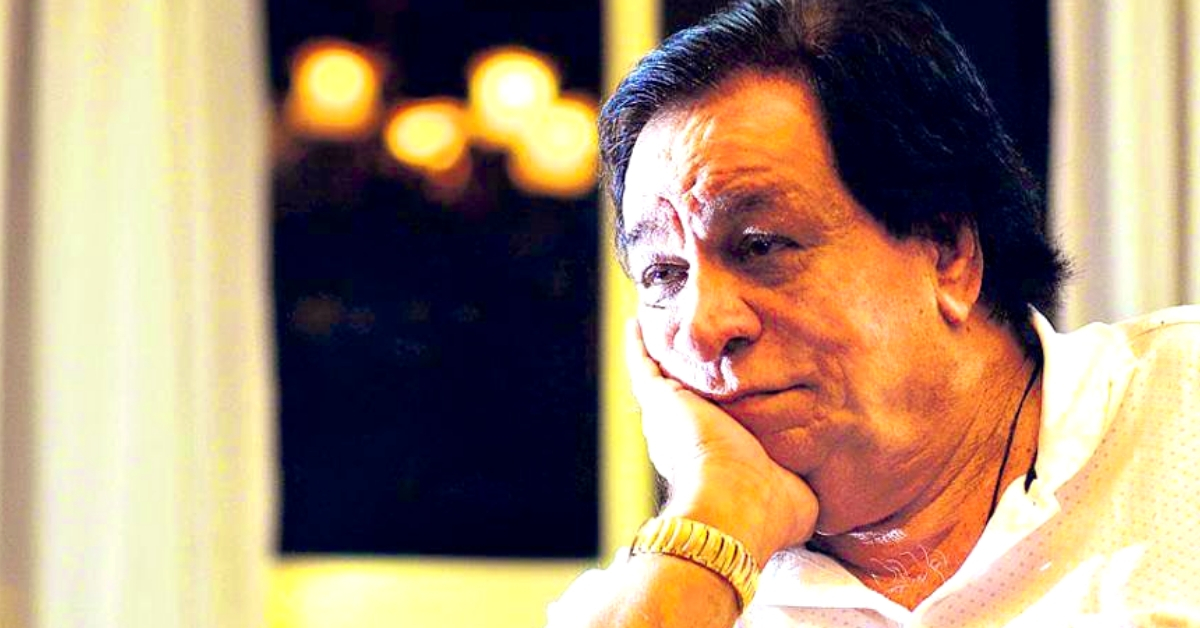 RIP Kader Khan: Here's How His Mother's Advice Changed This Legend's Life