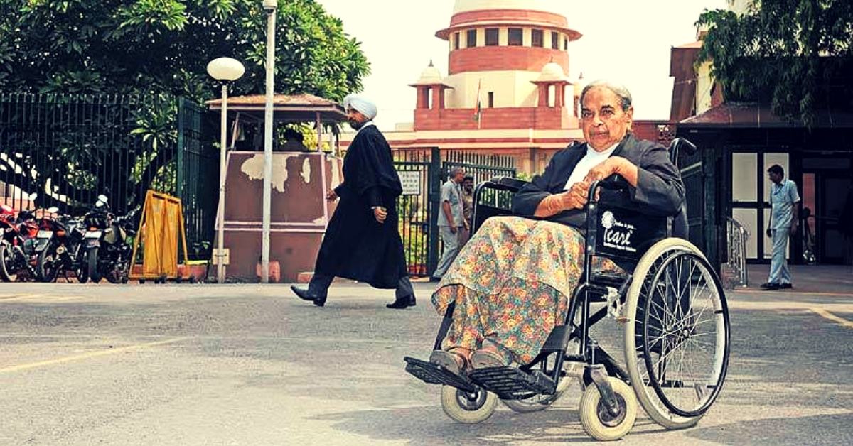 This Brave Lady's 9-Year-Fight Stopped Convicted Criminals From Being MLAs, MPs!