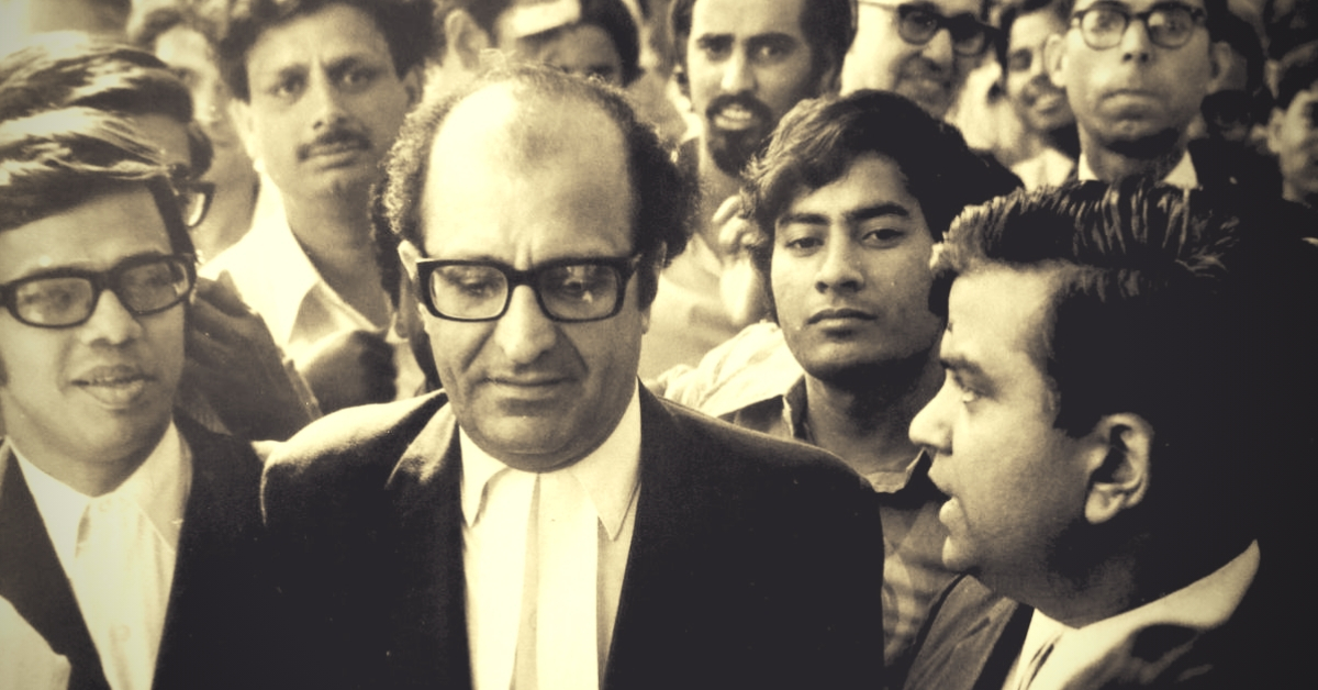 Republic Day: Meet Nani Palkhivala, The Legendary Lawyer Who Saved Our Democracy