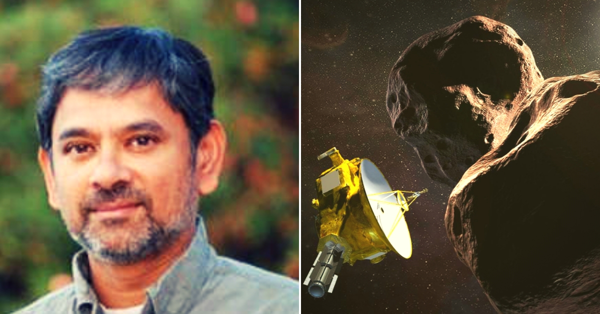 Meet the Mumbai-Born Scientist Steering One of NASA's Most Historic Missions!