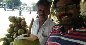 Ditch Your Plastic Straws, TN Coconut Vendors Have The Perfect, Green Replacement
