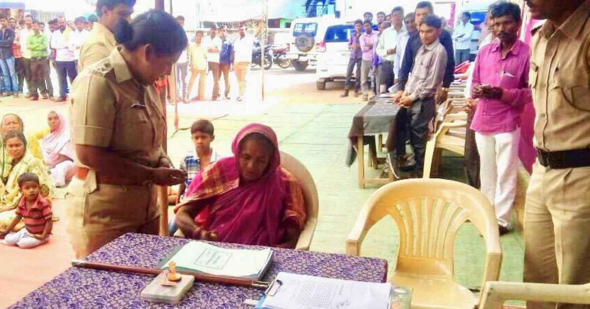 Maharashtra IPS Officer Is Taking Police Stations to the Doorsteps of 1.5L Villagers!
