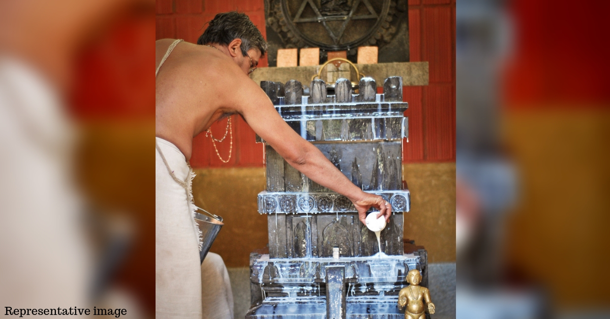 Bengaluru Temple Finds 'Refreshing' Way to Prevent Milk Offerings from Being Wasted!