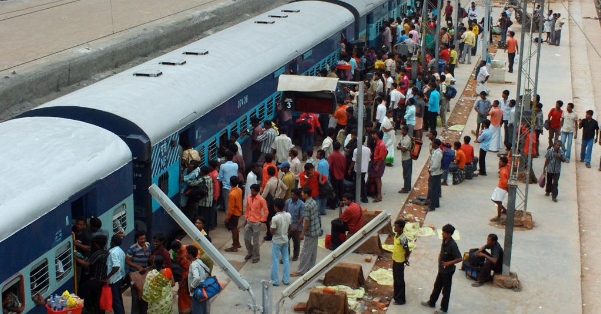 Arrive 20 Mins Prior to Departure: Railways Plans Airport-Like Security at Stations!