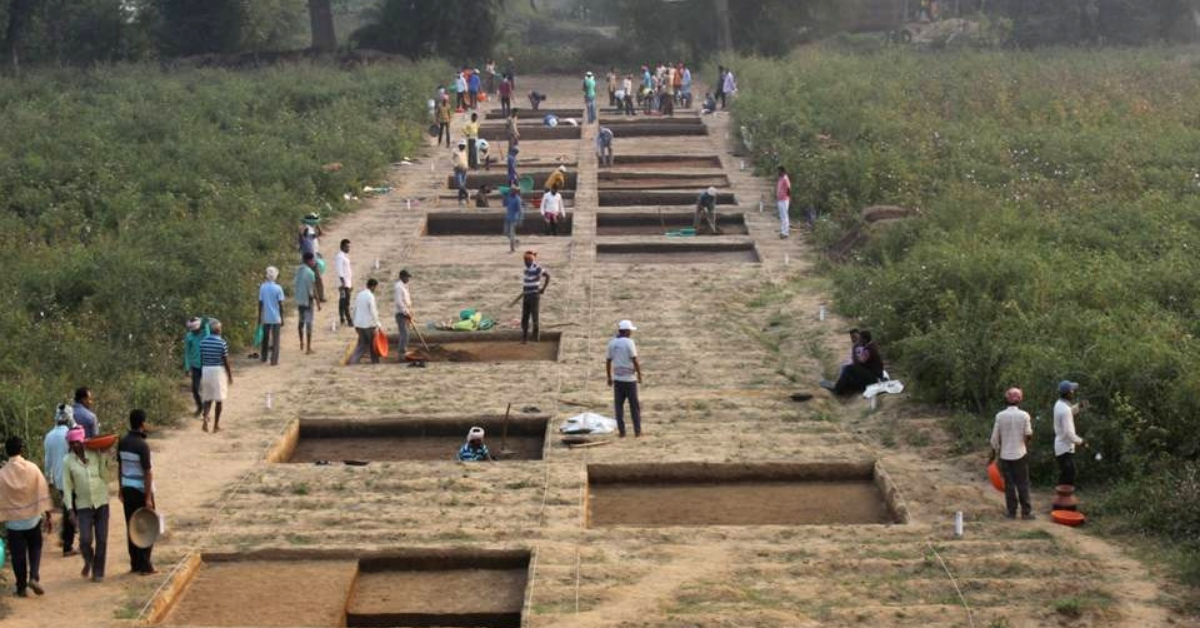 A Lost, Ancient Civilisation? Archaeologists Uncover Mysterious Ruins in Odisha