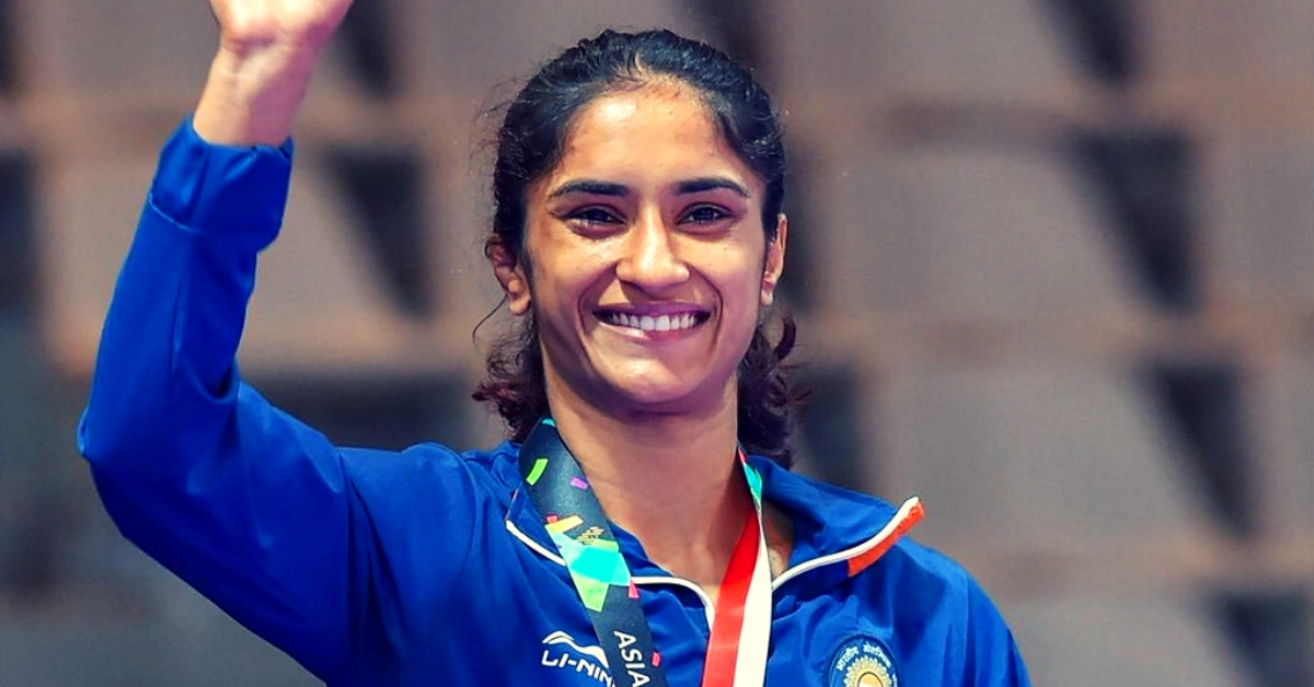 Won By Federer Last Year, Vinesh Phogat Nominated For Prestigious Global Award