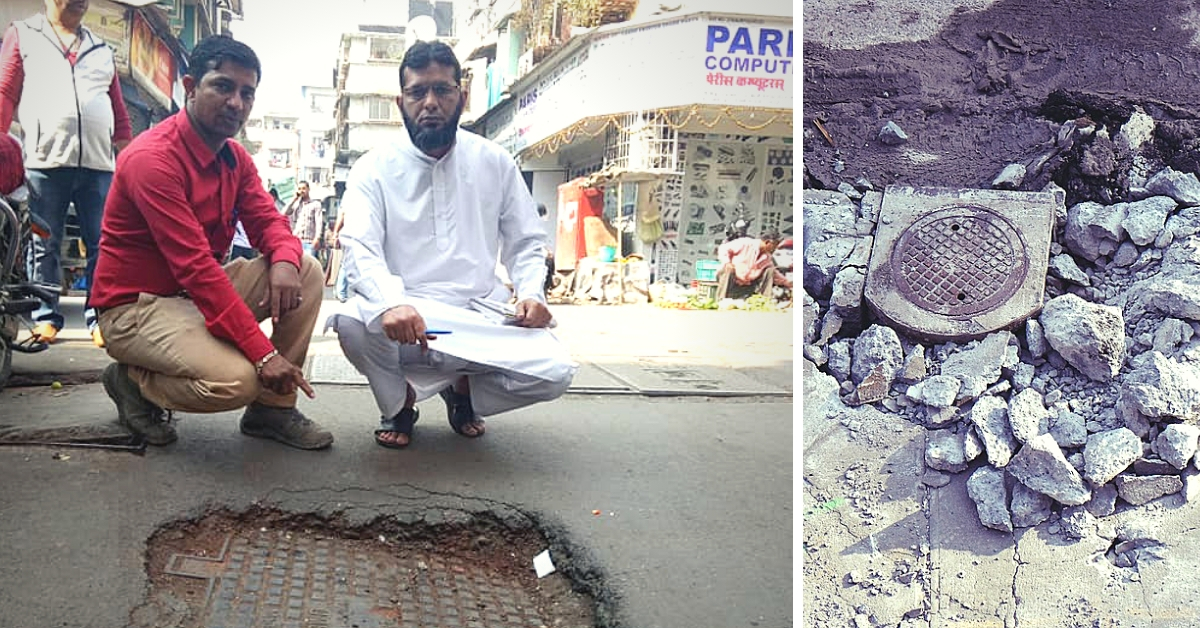 After Tragic Death of a Doctor, This Duo Pledged to Make Mumbai Manhole-free