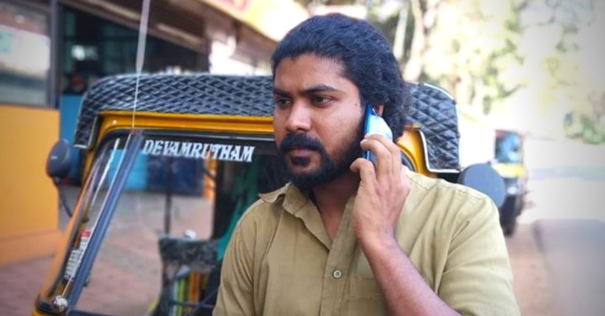 Meet The 28-YO Auto Driver Who Raised Rs 1.5 Crore in 1 Month For Kerala's Poor!