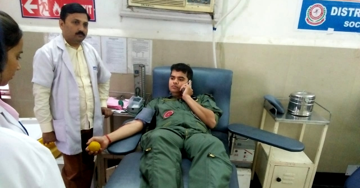 Army Major Saves 2 Lives in J&K, Shares a Lesson on Humanity We All Must Take Seriously