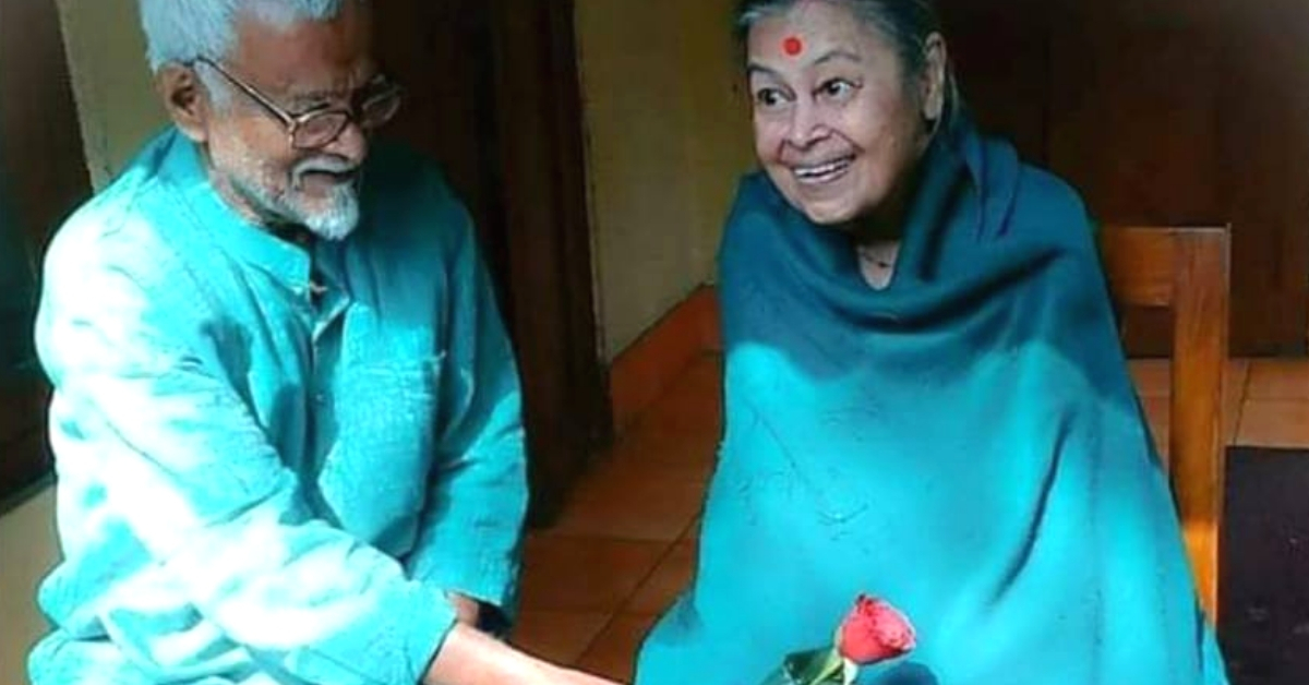 #CoupleGoals: Assam's 'Nightingale' Is An Example of What Unconditional Love Is