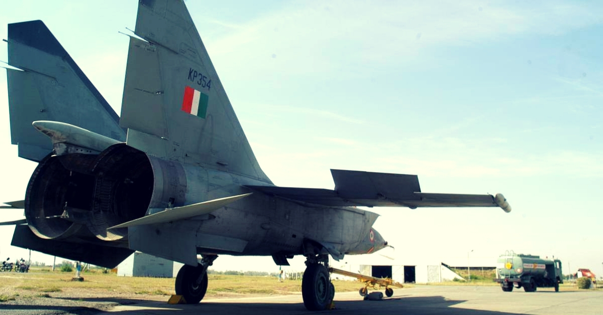 How IAF's 'Superspy In The Sky' Tracked Sensitive Info From Inside Pakistan