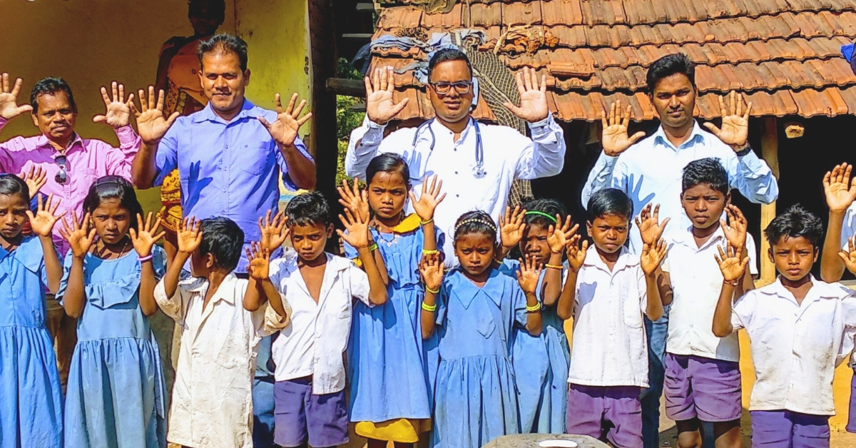 Every Week, Odisha Doctor Walks for Kilometers to Ensure Tribals Get Medical Care!