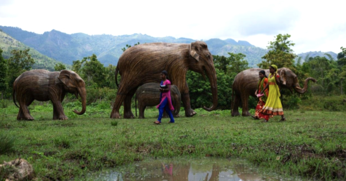 Fort Kochi To Have 100 'Lantana' Elephants. And Here's Why You Need To See Them