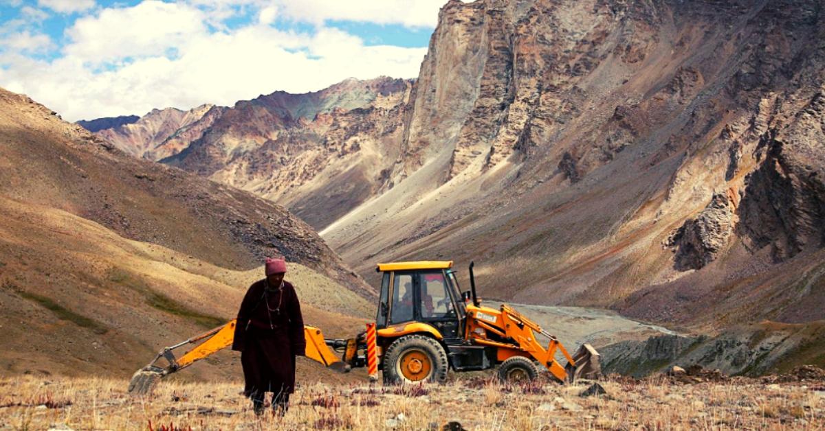 Ladakh's 'Manjhi': Spent Life Savings, Sold Ancestral Property to Construct 38 km Road!