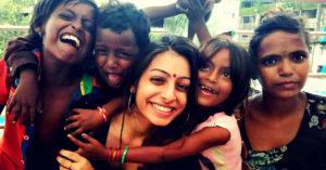 Mumbai woman free education underprivileged india (1)
