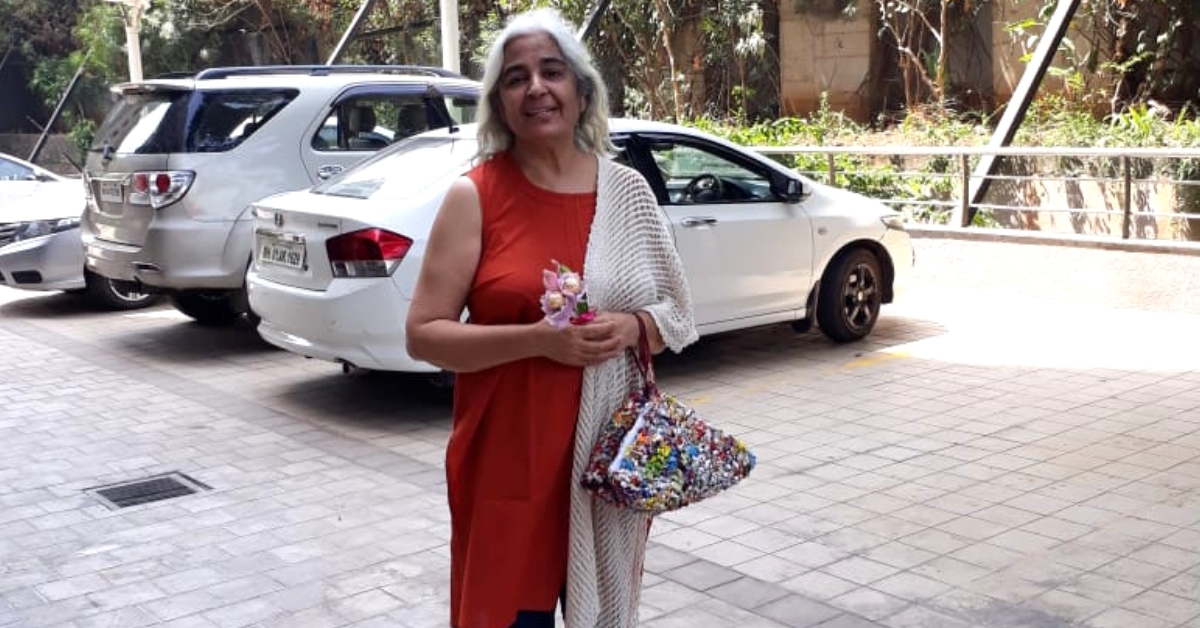 Can Plastic Bags Be Upcyled At Home? 66-Year-Old Mumbai Lady Shows The Way!