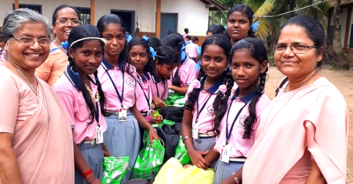 In 5 Years, This Amazing Kerala School Has Built 100 Homes for the Homeless