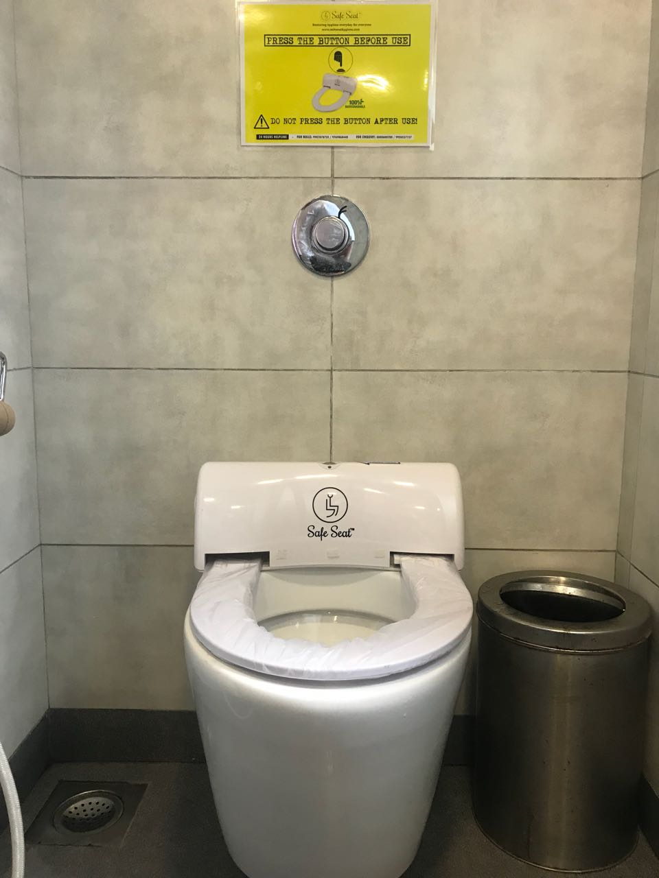 A Safe Seat toilet. (Source: Safe Seat)