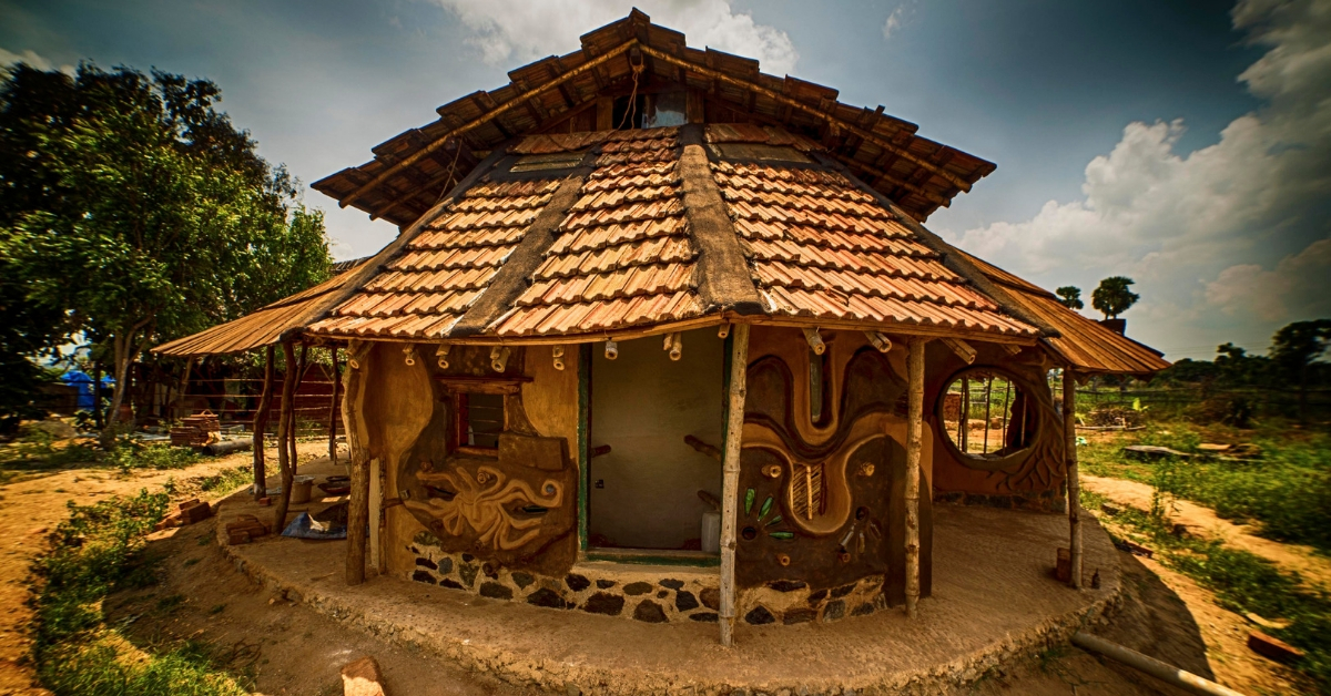 Not Just a Humble Hut: TN Org Shows How Mud Houses Can Be Viable in Cities Too!