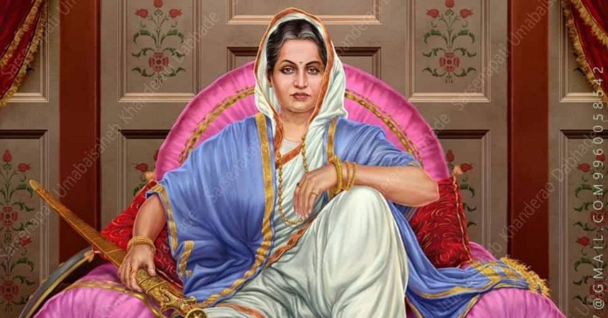 Umabai Dabhade: The Maratha Army's 1st Woman Chief Who Challenged the Mighty Peshwas