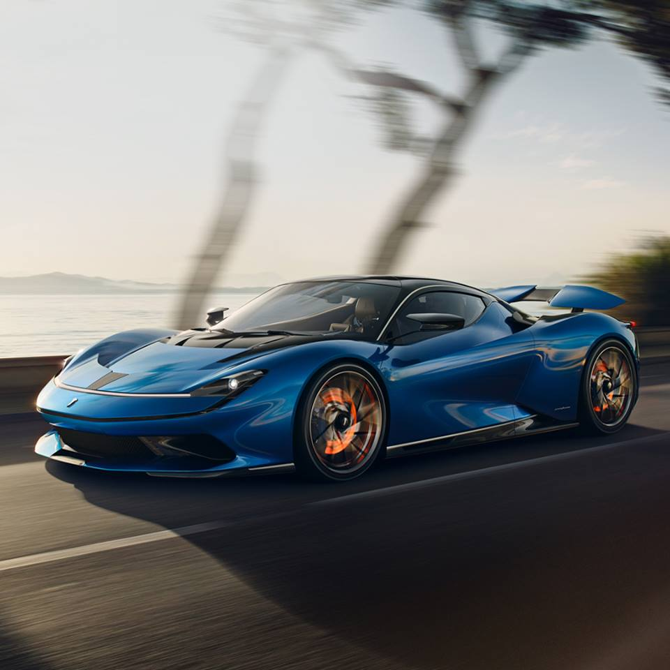 This Blu Iconica Battista (Source: Automobili Pininfarina)