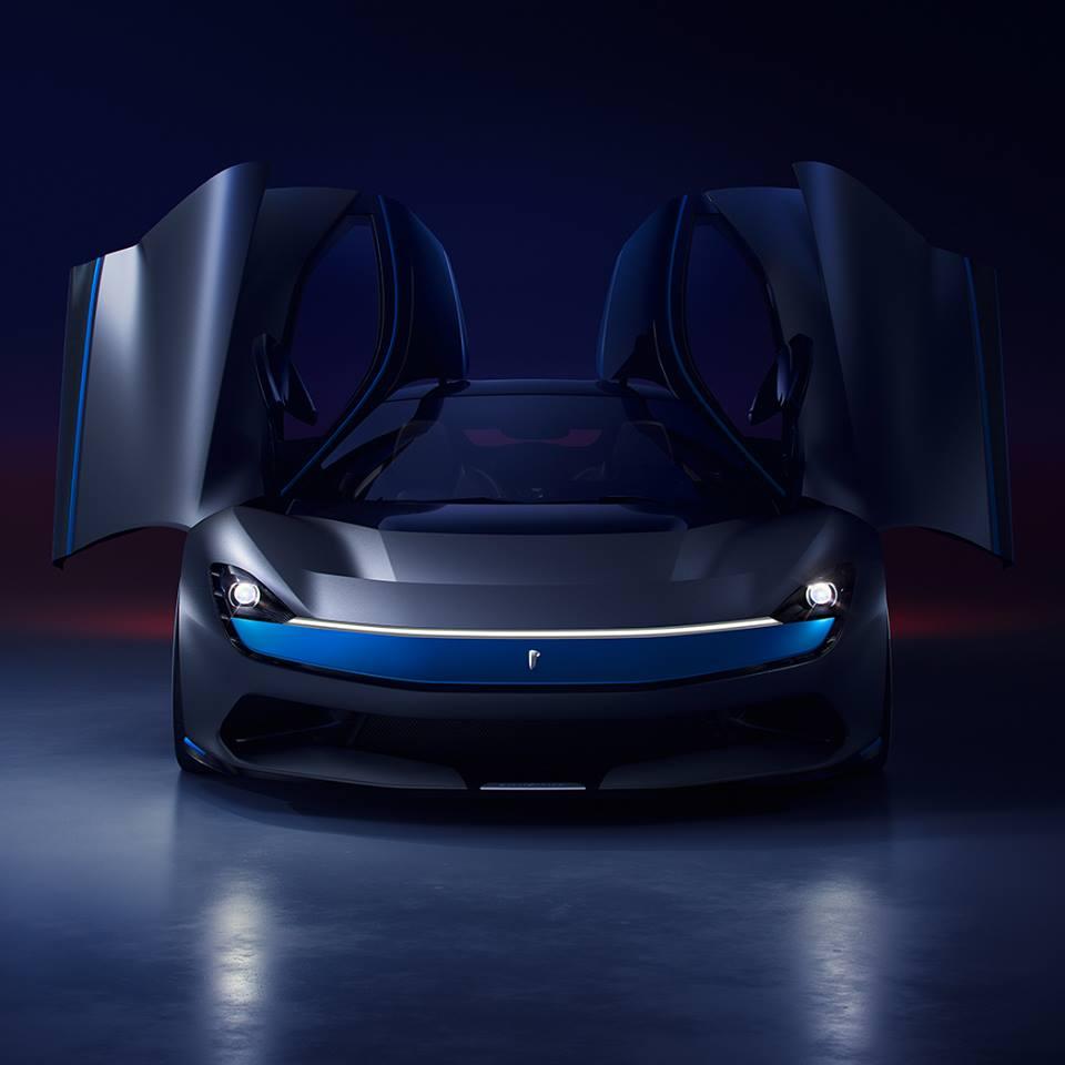 The future is here. (Source: Automobili Pininfarina)