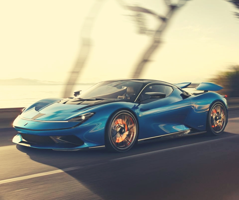 Zero Emissions & Faster Than a F1 Car: Introducing Battista, The Future of Electric Cars!
