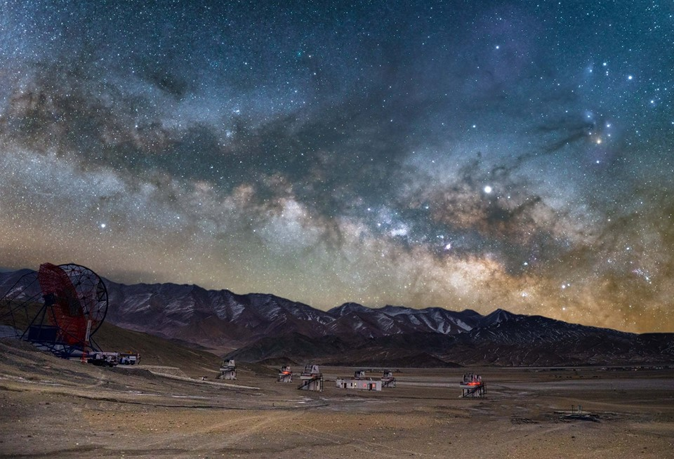 """Hanle Dark Sky Reserve will be a safe, public places where people can gather to enjoy the night sky. It will offer a good place to stargaze and will hold events to bring celestial wonders to the young and old while having all the comfort of homestays,"" says Dorjey Angchuk. (Source: Facebook/Dorjey Angchuk)"