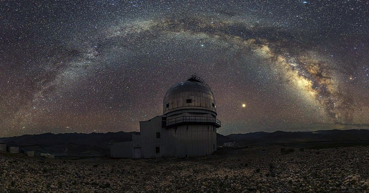 Starstruck Photos: Inside India's Highest Astronomical Observatory in Ladakh's Hanle