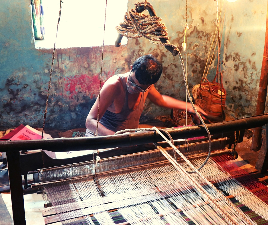 Disappearing Odisha Tradition Holds The Key to Chemical-Free, Naturally-Dyed Saris!