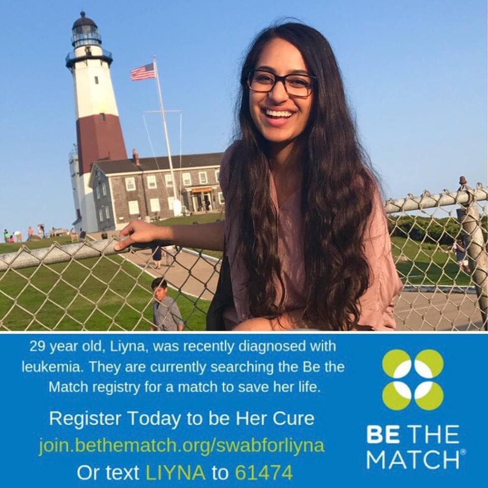 Be The Match for Liyna!