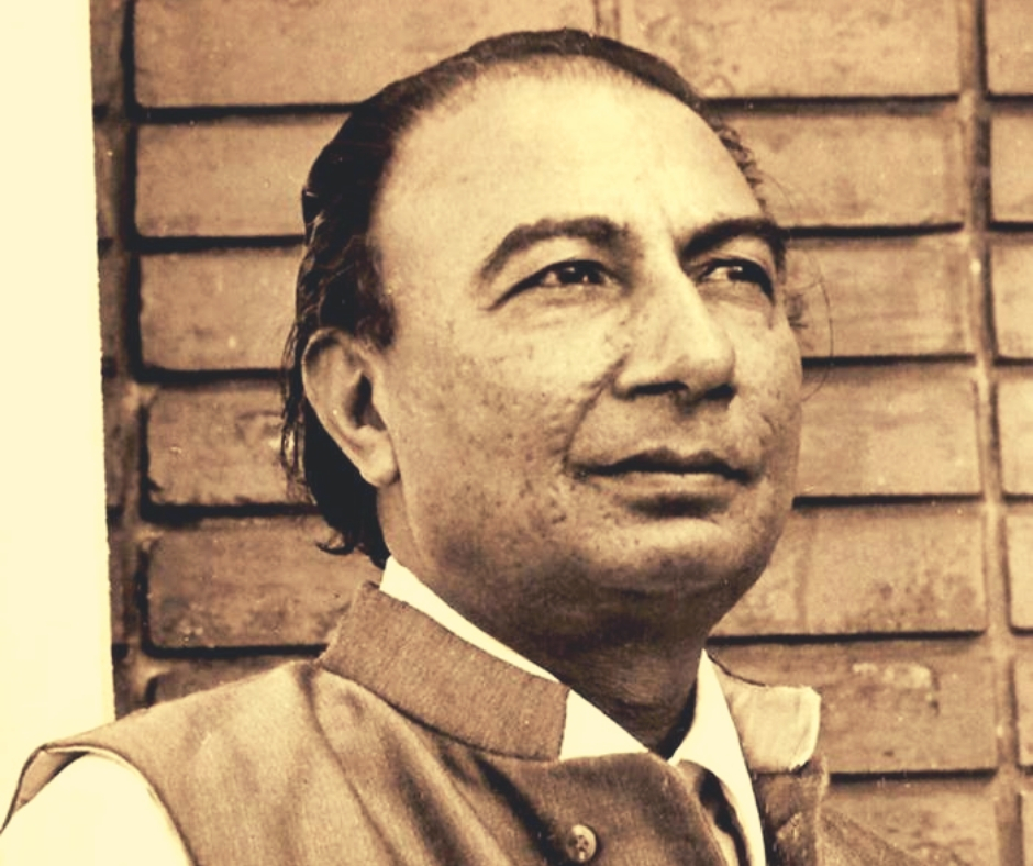 Sahir Ludhianvi, The Poet of Peace Whose Lyrics Made a Home in People's Hearts