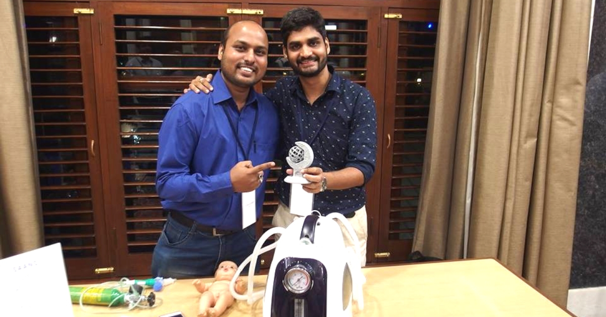 Brilliant Duo's Affordable Innovations Are Saving Lives of ICU Patients & Preemies!