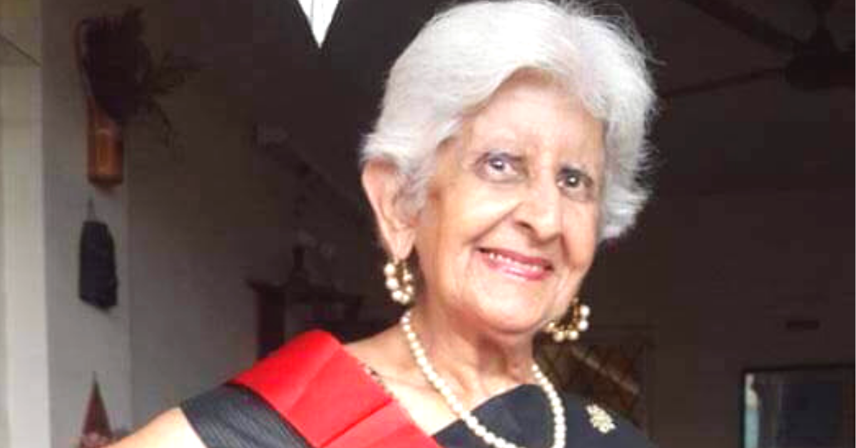 At 75, This Incredible Granny From Pune Trekked to the Nathula Pass All Alone!